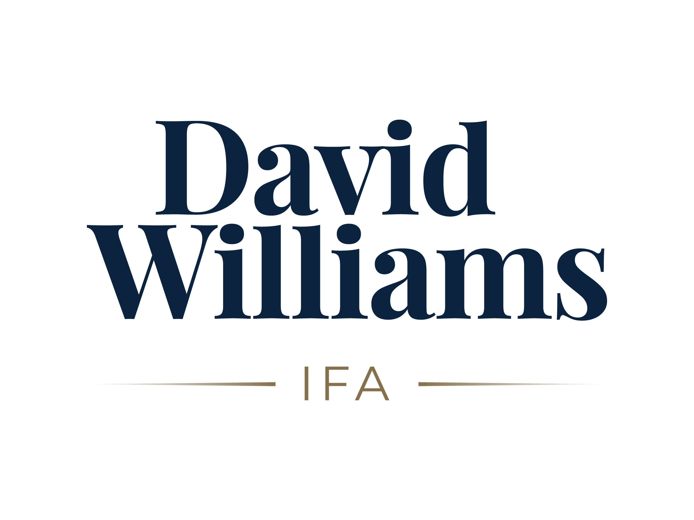 David Williams IFA Logo